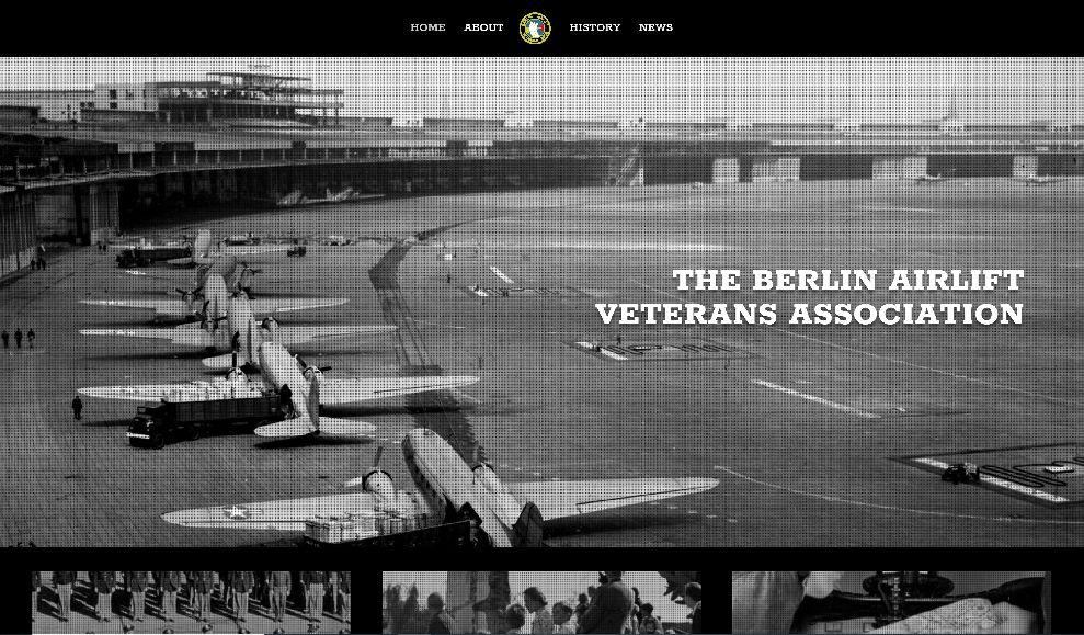 Berlin Airlift Veterans Website