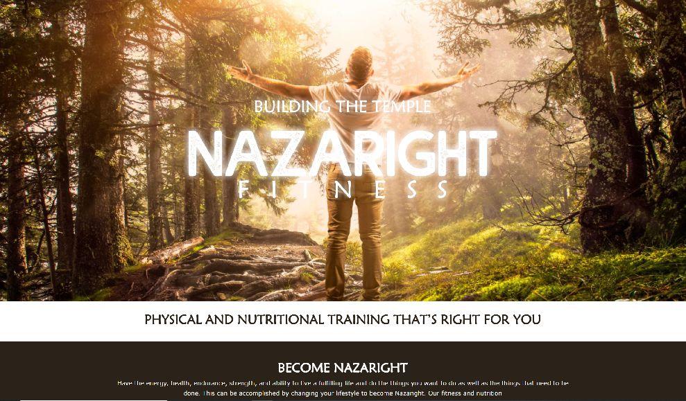 Nazaright Website