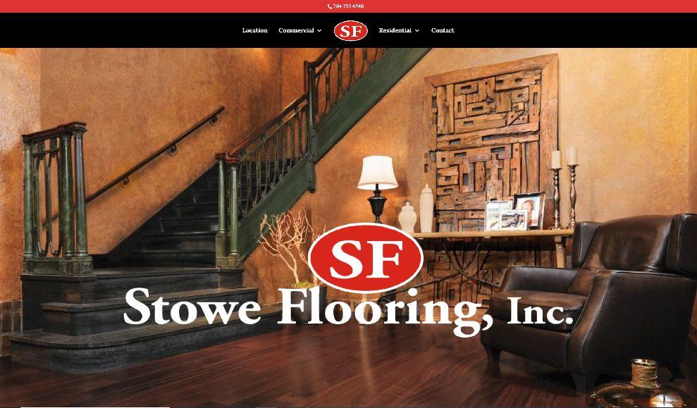 Stowe Floors Website